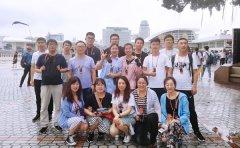 ballbet贝博网站组织员工赴厦门游学